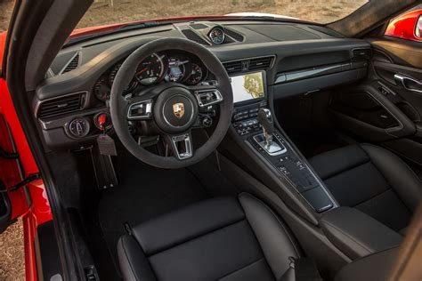 porsche carrera interior 2017 2017 porsche 911 reviews and rating motor trend