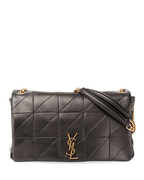 saint laurent jamie monogram ysl giant full flap chain