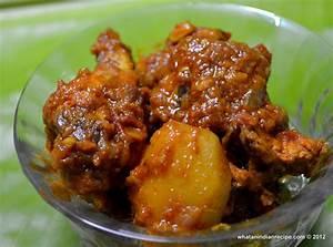 Bengali Kosha Murgi Thick Chicken Gravy Recipe