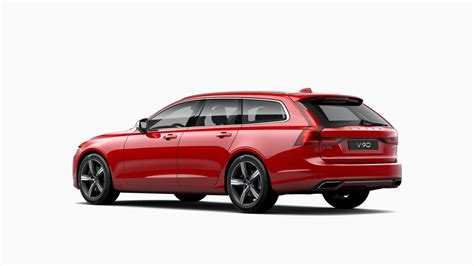 How Would You Configure Your 2018 Volvo V90 Wagon?
