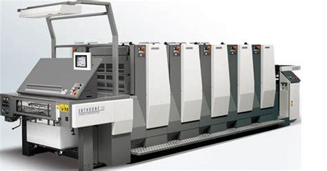 mesin stempel jenis mesin cetak offset desain grafis digital printing