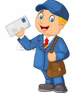 Mail carrier clipart - Clipground