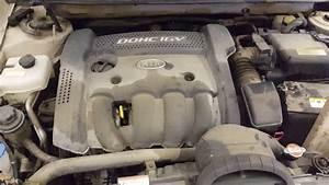 Dd0399 - 2007 Kia Optima Lx  Ex - 2 4l Engine