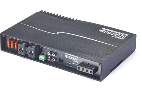 Audiocontrol Epicenter1200 1200 Watt Class D Mono Car
