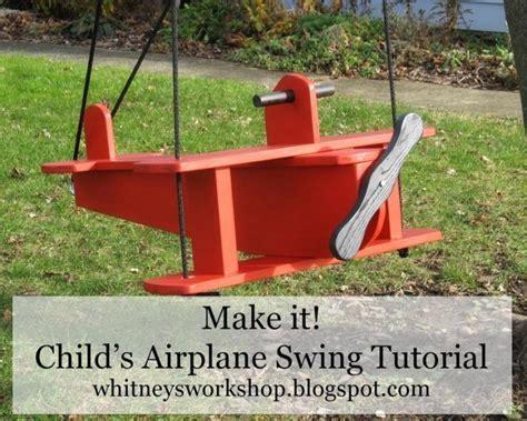 Самолет для детской площадки своими руками чертежи
