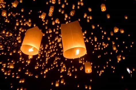 Lanterne Volanti Pericolose Niente Botti Lanterne Curiosa Di Natura
