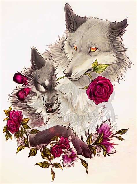 Wolf Wallpaper Kawaii by You Ll Be Mine By Whitespiritwolf On Deviantart