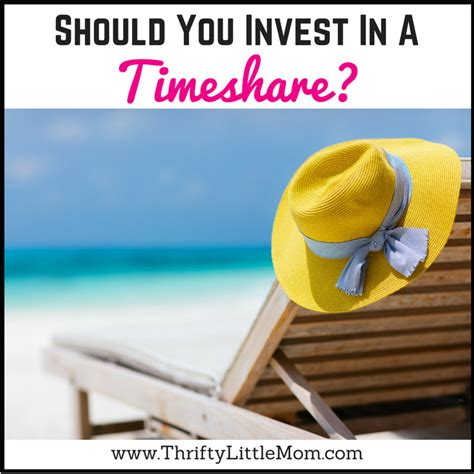 Should You Invest In A Timeshare? » Thrifty Little Mom