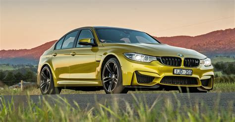 2018 Bmw M3 And M4 Pure Review Caradvice