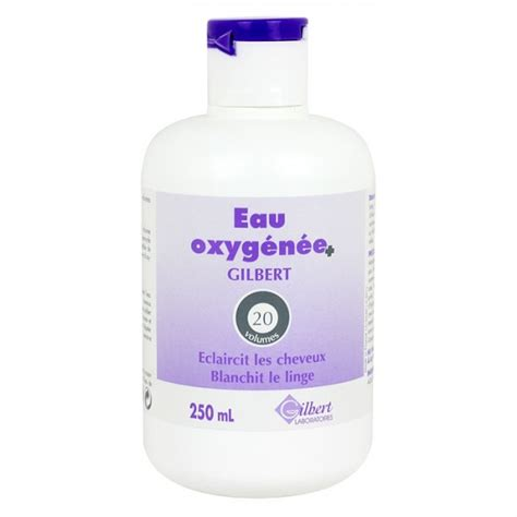 acheter eau oxyg 233 n 233 e 20 vol gilbert prix discount