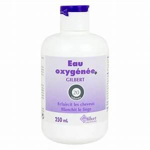 Eau Oxygénée 130 Volumes : acheter eau oxyg n e 20 vol gilbert prix discount ~ Dailycaller-alerts.com Idées de Décoration