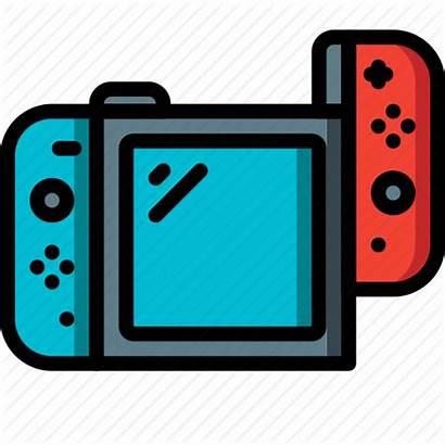 Nintendo Switch Clipart Icon Background Nes Transparent