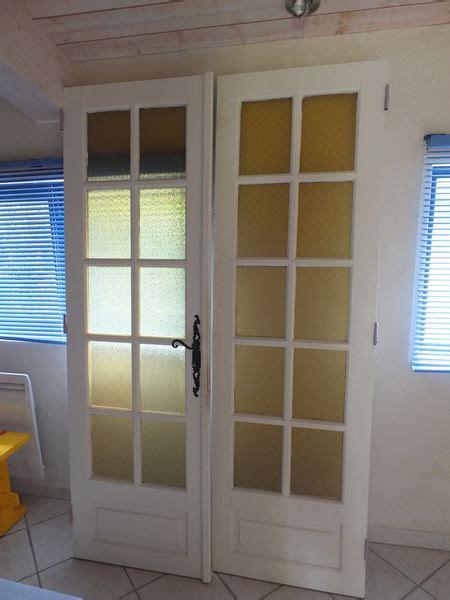 achetez porte vitree a 2 occasion annonce vente 224 quentin la poterie 30 wb146846364