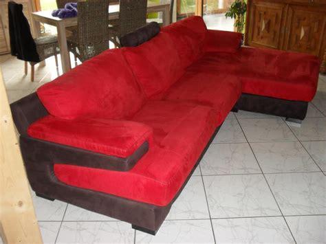 troc canapé troc echange canapé d 39 angle couleur et chocolat sur