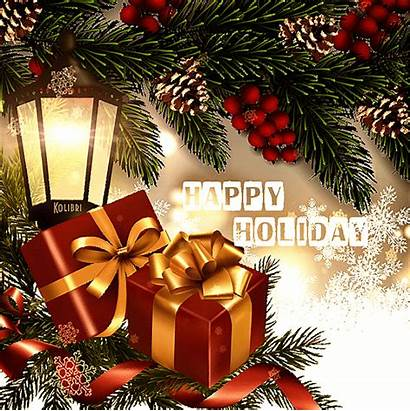 Happy Holiday Holidays Christmas Gifs Quotes Wishes