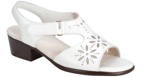 Women's White Dress Sandal