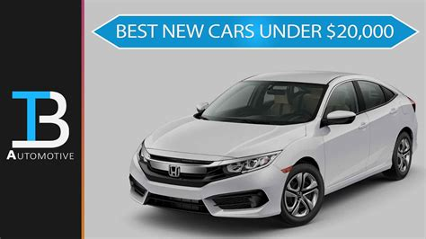 Best Cars For 20000 Dollars by Best New Cars 20 000 6 Of The Best New Cars