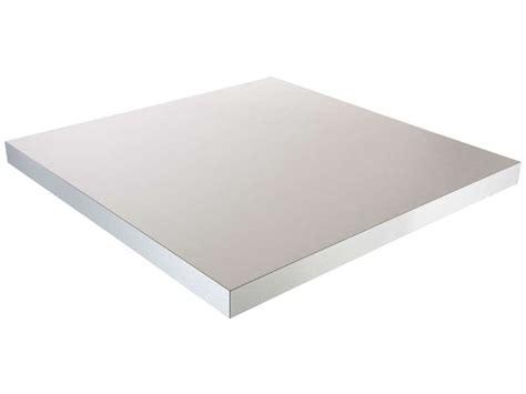 largeur plan travail cuisine plan de travail 200 cm tissu blanc vente de plan de