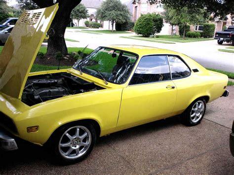1974 Opel Manta by Yellow Fish 1974 Opel Manta But Trusty