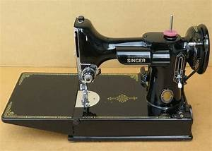 Singer 221 Centennial Edition Featherweight For Sale