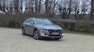 Peugeot 508 180cv : essai peugeot 508 rxh 2 0 bluehdi 180 eat6 2015 youtube ~ Gottalentnigeria.com Avis de Voitures