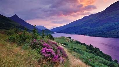 Wallpapers Scottish Highlands Landscape Highland