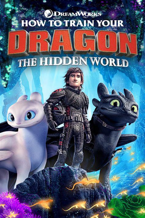 train  dragon  hidden world