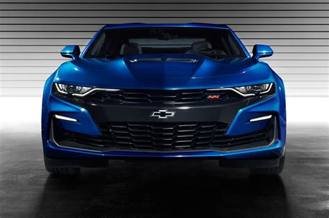 2019 Chevrolet Camaro First Look