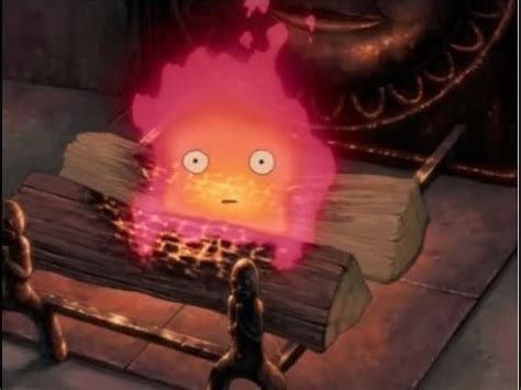 polymer clay tutorial calcifer howls moving castle