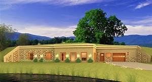 Earth Sheltered Home Designs