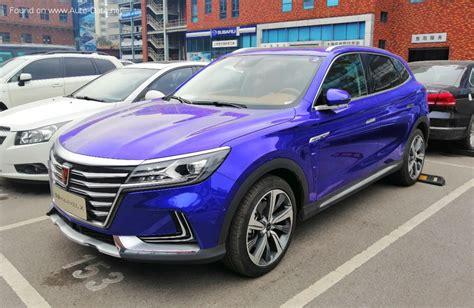 2018 Roewe Marvel X 52.5 kWh (302 hk) Electric I-DRIVE EDS ...