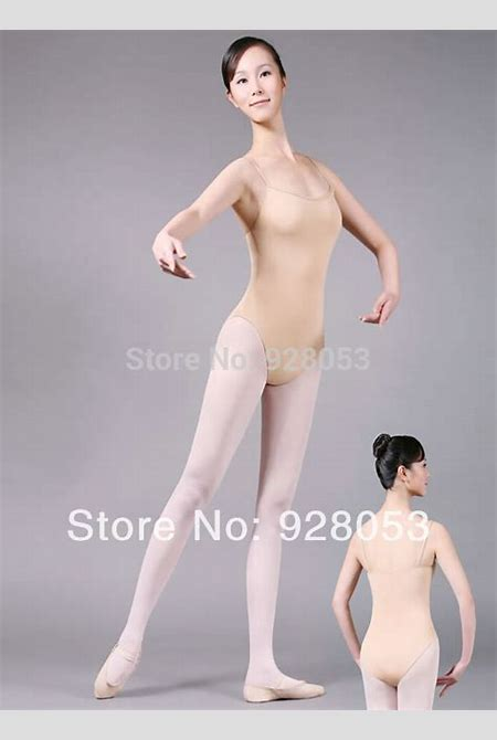 Aliexpress.com : Buy Wholesale(5 PCS/LOT),Ballet Leotards For Women,Nude Camisole Leotard,Dance ...