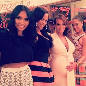 BRING ON THE GIFTS: Evelyn Lozada Celebrates Her Million ...