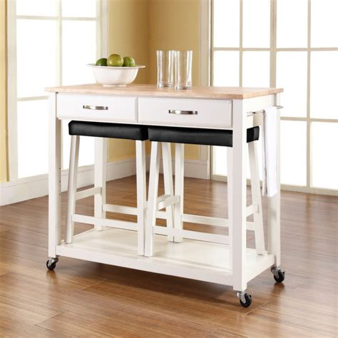 kitchen island carts with seating kitchen carts with seating contemporary kitchen 8159