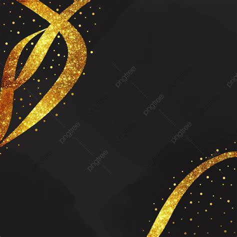 background hitam  emas gratis