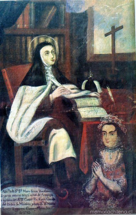 el espacio conventual femenino durante la colonia