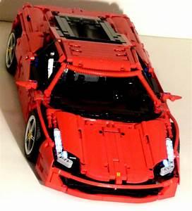 Lego Technic Ferrari : 458 ~ Maxctalentgroup.com Avis de Voitures