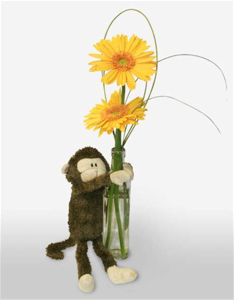 shop floral birthday make someone smile vase