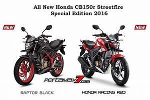 Warna Dan Striping Baru Honda Cb 150r Streetfire Tahun