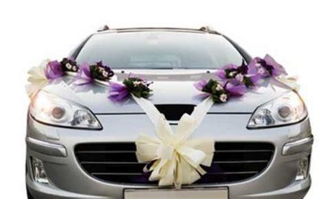 comment faire decoration voiture mariage faire sa decoration de voiture mariage visuel 3