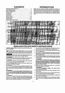 Craftsman 390250097 User Manual Shallow Well Pump Manuals