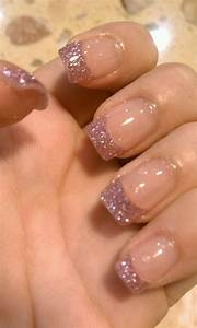 glitter tips on my nails yelp