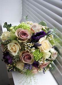 The Flower Magician: Vintage Spring Wedding Bouquet