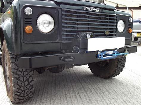 Lada Led Portatile by D44 Defender Clubman Bumper Lowline Standard 4x4