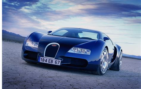 Original Bugatti Veyron Eb 184 Concept Headed To Salon