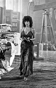 "Adrienne Barbeau from ""Escape from New York"". 