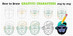 How To Draw Graffiti Characters