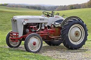 Purchase Ford Tractor Naa Parts Catalog Manual 4 Cylinders Lcg  H D Orchard 1953