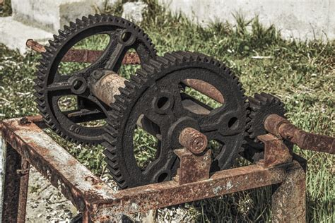 Boat Winch Gears by Free Images Boat Winch Aged Weathered Nautical