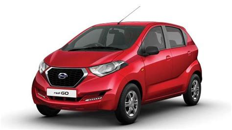 Datsun Go Backgrounds by Nissan Launches Datsun Redi Go Amt Version Priced Rs 3 8